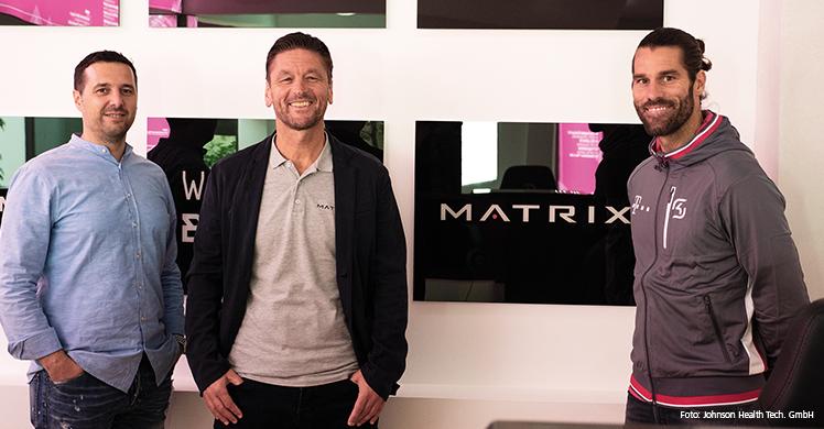 Fitness für die E-Sport Branche: Matrix vereinbart Partnerschaft mit der E-Sport Organisation SK Gaming.