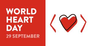 World Heart Federation(WHF) klärt über Herzgesundheit auf.