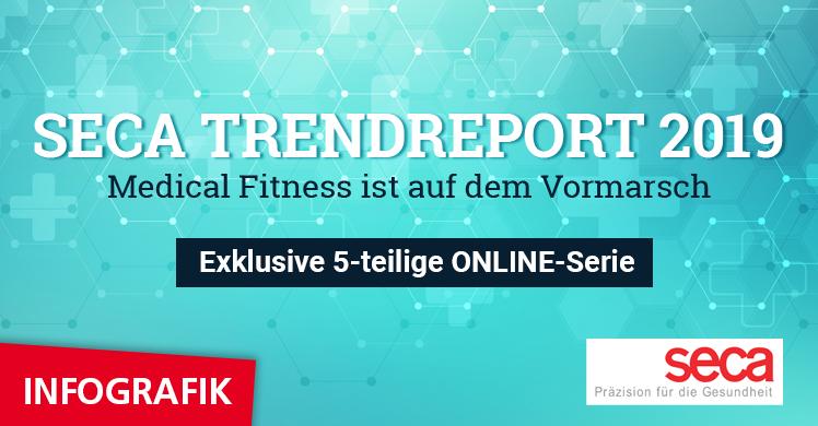 The Future of Fitness – seca zeigt: Die Bedeutung und Nachfrage nach Medical Fitness-Konzepten wächst