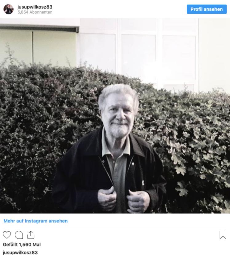 Ruhe in Frieden, Jusup Wilkosz: Instagram Post seiner Familie und Freunde zum Tod der deutschen Bodybuilding-Legende.