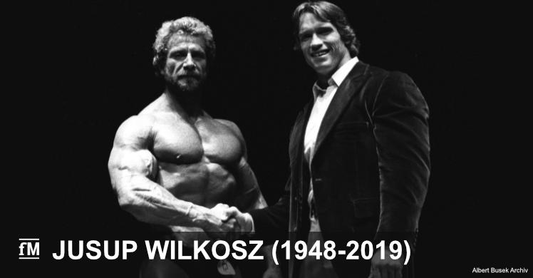 Zum Tod der deutschen Bodybuilding-Legende Jusup 'Herkules' Wilkosz.