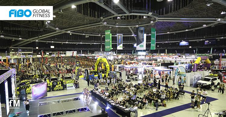 FIBO Global Fitness Africa 2019 in Johannesburg