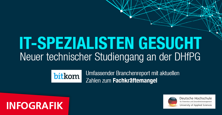 IT-Experten gesucht: Branchenübergreifend fehlen Informatiker – DHfPG launched neuen Studiengang
