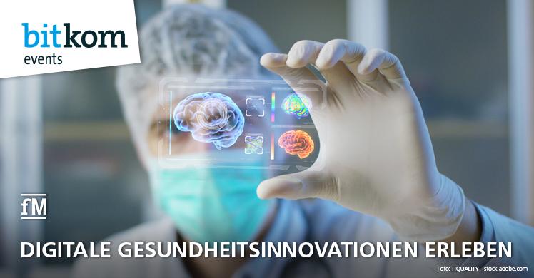 DHC 2019: Digitale Gesundheitsinnovationen und Bundesgesundheitsminister Jens Spahn in Berlin erleben