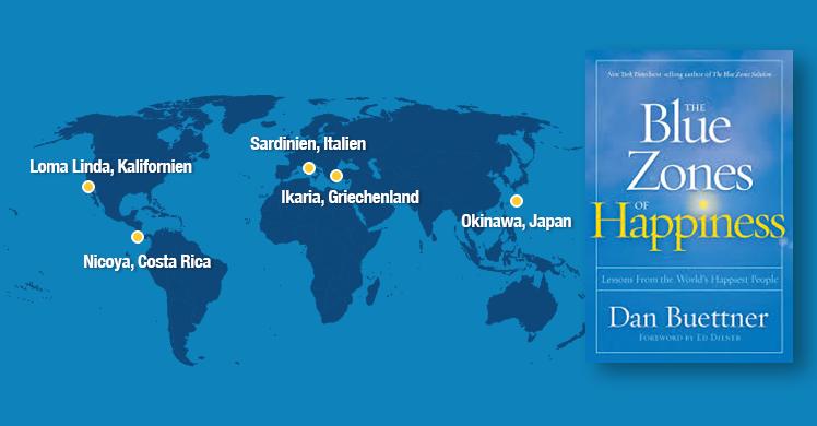 Blue Zones: Hier leben die meistern Hundertjährigen weltweit