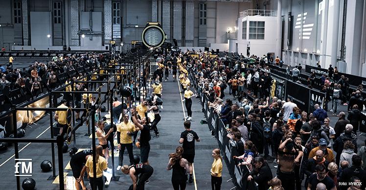 Die HYROX-Saison läuft: Fitnessevents für Jedermann in Europa und den USA