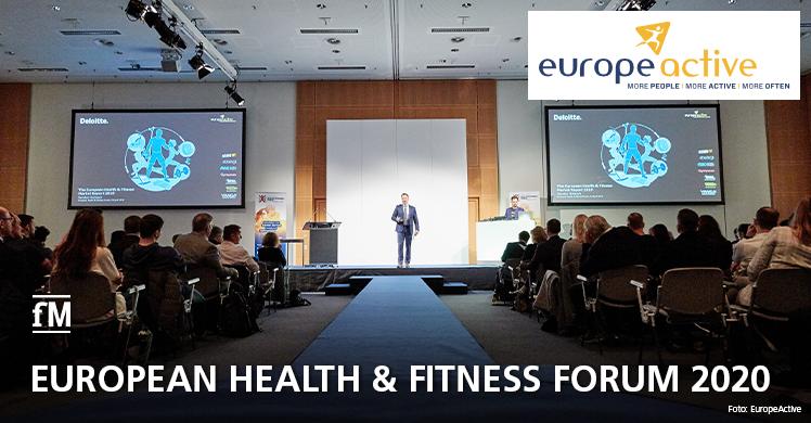 Hello from 2030 – Ausblick FIBO 2020: 7. European Health & Fitness Forum (EHFF) in Köln