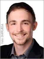 WirtschaftswissenschaftlerSimon Wentzel spricht auf dem FIBO CONGRESS 2020 über Gaming und eSport