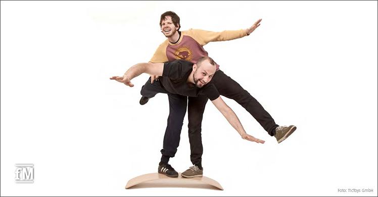Die Macher von das.Brett: Tony Ramenda & Matthias Meister
