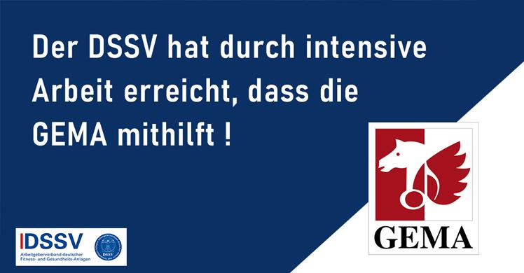 DSSV erreicht Hilfe der GEMA