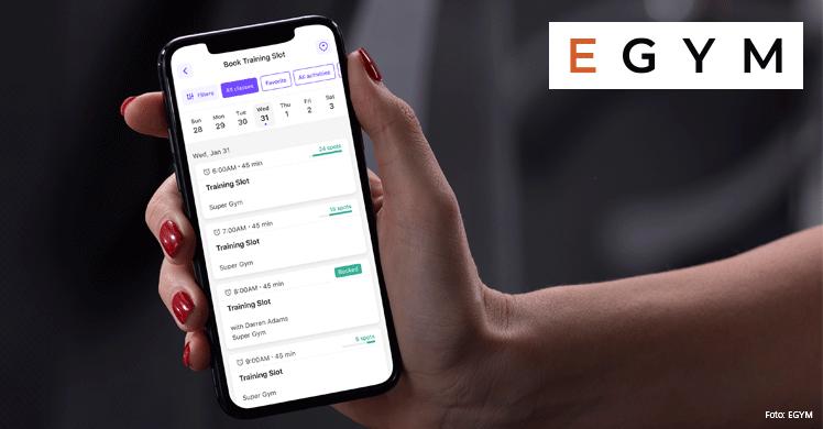 EGYM Branded Member App