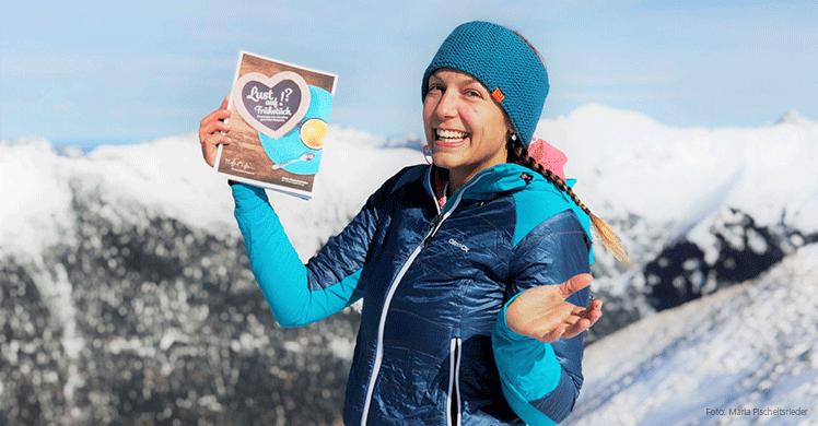 Maria Pischeltsrieder mit ihrem neuen Buch