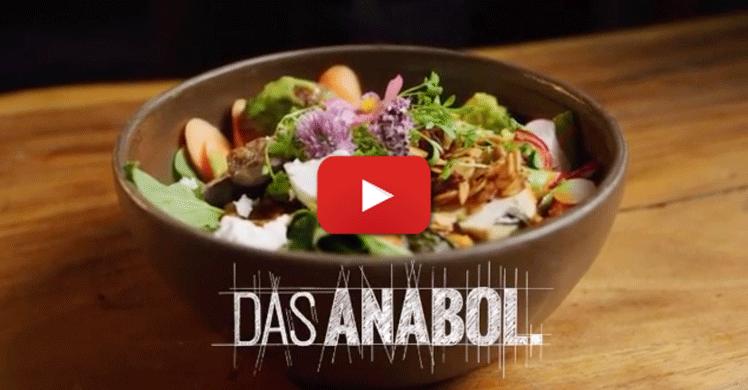 'Das Anabol' live im Video.