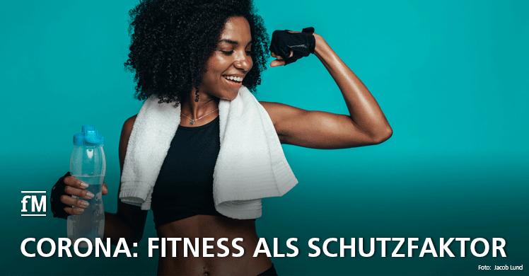 Studie zu Fitness und Corona im Medizin-Fachmagazin 'The Lancet': Jetzt erst recht gezielt in Fitness und Gesundheit investieren