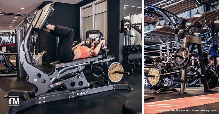 Geräte zum Anfassen: HOIST Fitness Deutschland lädt zur VIP-Hausmesse nach Köln ein.