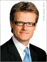 Ralf Capelan, Dozent im Fachbereich Management