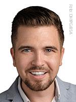 Frederik Neust, freiberuflicher Dozent an der DHfPG/BSA