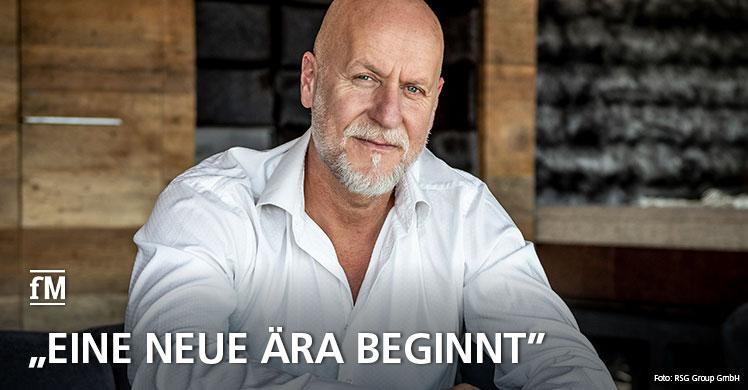 fM Interview Rainer Schaller (CEO RSG Group)