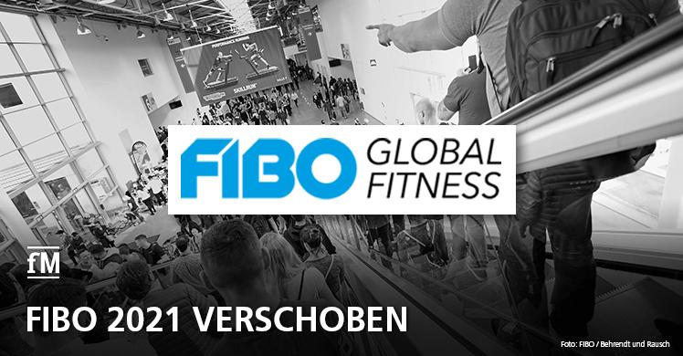 FIBO 2021 verschoben: Corona zwingt erneut zur Verschiebung der Fitnessmesse