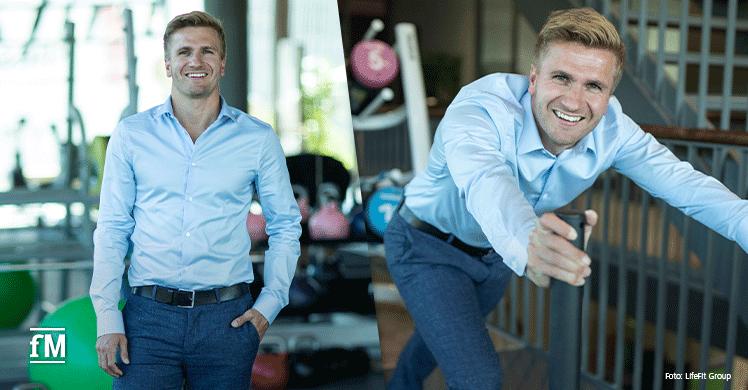 Den CEO von Fitness First trifft häufig man beim Laufen um die Alster