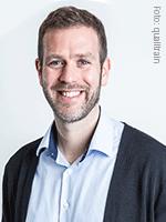 qualitrain GmbH Geschäftsführer Nicolas Stadtelmeyer freut sich über die neuen Möglichkeiten der Kundenübernahme.