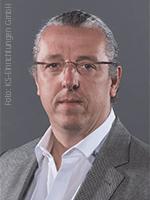 Wolfgang Stahl, Geschäftsführer KS-Einrichtungen