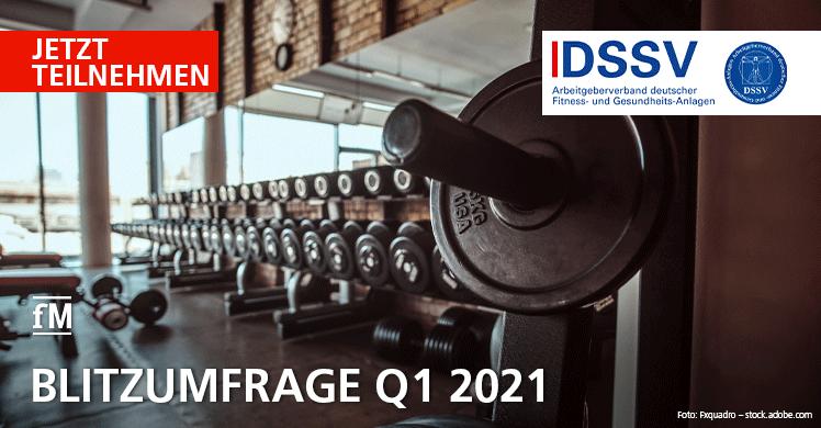 DSSV-Blitzumfrage zum ersten Quartal 2021