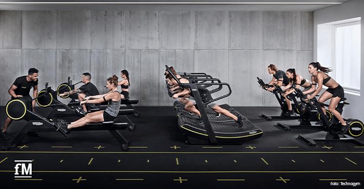 Speziell für Leistungssportler entwickelt: Olympische Athleten können für Tokio 2020 an den Geräten der SKILL LINE trainieren.