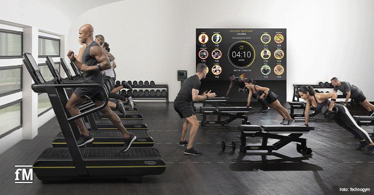 Technogym stattet die Olympischen Spiele Tokio 2020 unter anderem mit Fitnessgeräten der SKILL LINE aus.