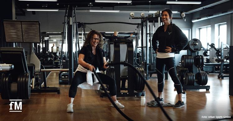 Mitglieder des Urban Sports Club können nach dem Restart auch bei Jonny M. trainieren.