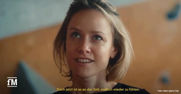 Video-Kampagne des Urban Sports Club zum Restart: 'That Feeling. Again.'