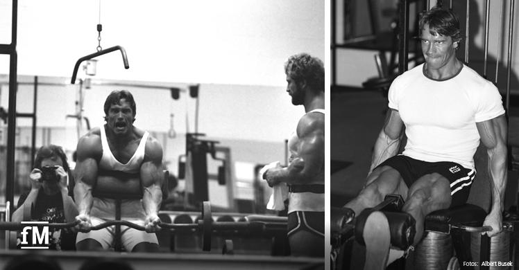 Schwarzenegger: Hungrig nach Erfolg – The Best never rest!